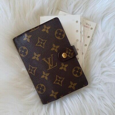 louis vuitton agenda pm monogram