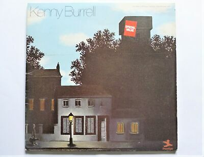 Kenny Burrell All Day Long And All Night Long LP Prestige 24025 EX/EX 1973 All D