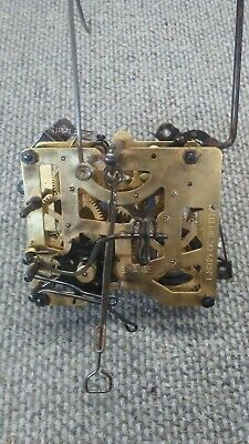 Cuckoo Clock movement #25 works but selling for parts.