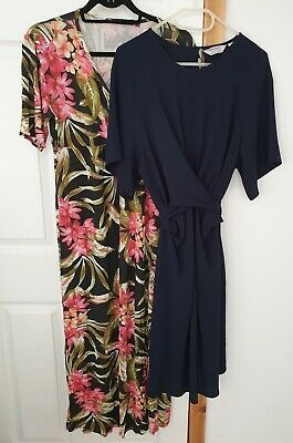 Maternity Dress Bundle Size 16 Dorthey Perkins / Boohoo