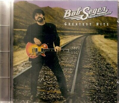 "Cd Bob Seger &  The Silver Bullet Band ""Greatest Hits"""