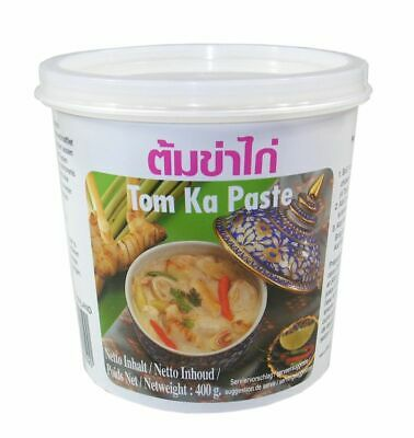 (9,23€/1kg) [ 400g ] LOBO Tom Ka Würzpaste Thai Style / Tom Kha Paste