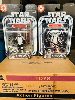 Stormtrooper Death Star Attack STAR WARS Original Trilogy Collection OTC #11 11