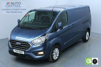 2019 Ford Transit Custom 2.0 300 LIMITED L2 H1 130 BHP AUTO EURO 6 ENGINE PANEL