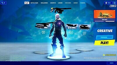 Full Email Access Galaxy Skin Fortnite Acount With 70+ Skins All Battle...