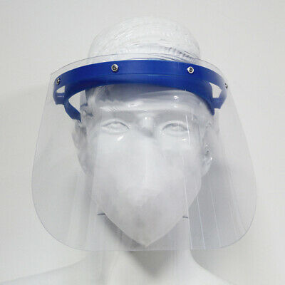 1*Full Face Cover Dust-proof Safety Shield Anti-virus Anti-saliva Protector