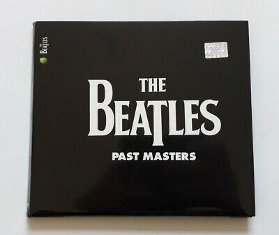 The Beatles Past Masters Remastered Album 2 x CDs 2009