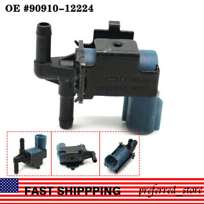 NEW 90910-12224 For 01-05 Lexus IS300 3.0L IS300 4.3L Vacuum Switching Valve US