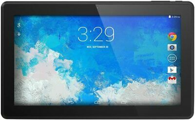 Hipstreet Pilot 10inch Quad Core 8gb Android WiFi Tablet - BLACK