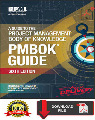 PMBOK PMI Guide 6th Edition +1440 PMP Question Bank+ Agile Practice Guide P.D.f
