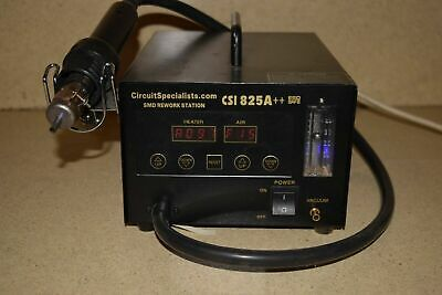 Circuit Specialists Smd Rework Station Csi 825A++