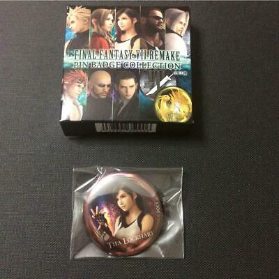 Final Fantasy 7 Remake Sky Tree Limited Ver. Button Badges Tifa