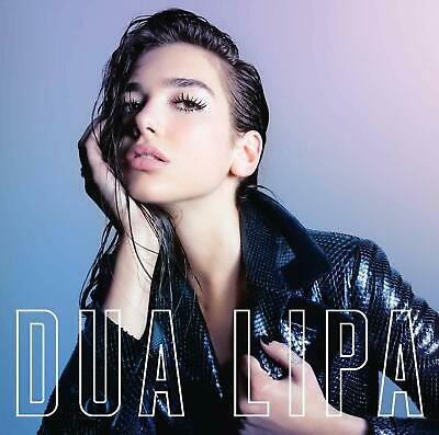 Dua Lipa CD Album (Deluxe Extended Edition) 17 Tracks (LOST IN YOUR LIGHT)