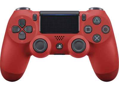 Mando Ps4 Dual Shock 4 Jet Red