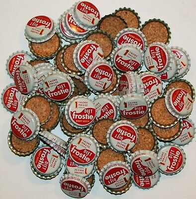 Soda pop bottle caps Lot of 12 VESS DRAFT STYLE ROOT BEER unused new old stock
