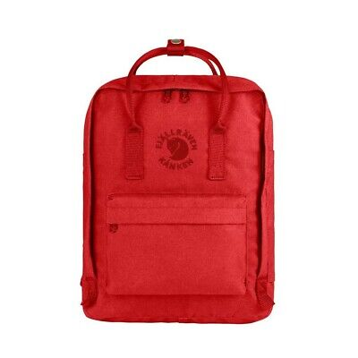 Fjallraven Re-Kanken Zaino Uomo 23548 320 Red