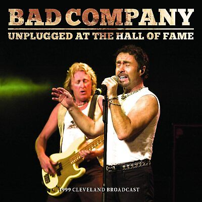 BAD COMPANY 'UNPLUGGED AT THE HALL OF FAME' CD (PRE-ORDER : 24 April 2020)