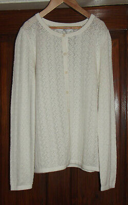 Girls Marks and Spencer Cardigan Age 13 - 14  Years BNWT