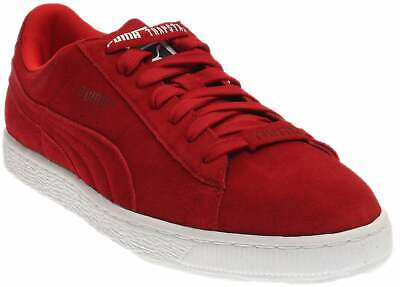 Puma Trapstar Suede Sneakers Casual    - Red - Mens