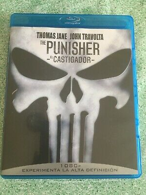 the punisher - el castigador ( Blu ray )