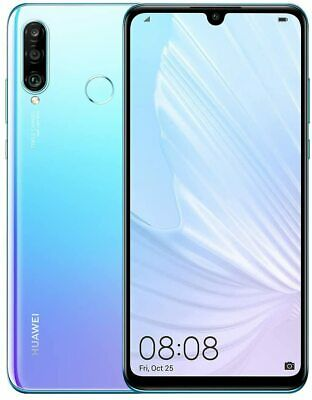 Huawei P30 lite New Edition 256GB Dual-SIM Breathing Crystal sehr guter Zustand