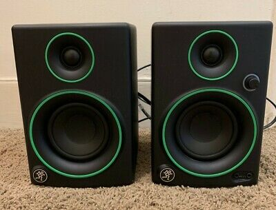 Mackie CR3 3 inch Creative Reference Multimedia Studio Monitor (Pair)
