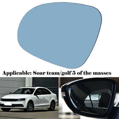 Left side for BMW Z4 E89 2009-2013 heated wing door mirror glass