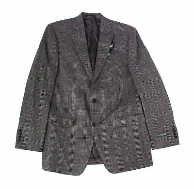 Lauren By Ralph Lauren Mens Suit Seperate Gray Size 38 Two Button $350 076