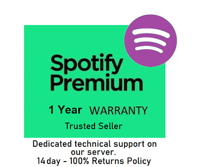 ⭐ Spotify Premium LIFETIME WARRANTY ⭐ UPGRADE ONE ACCOUNT  🌍WORLDWIDE🌎