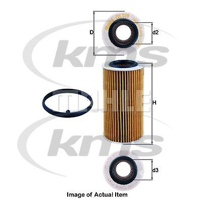 New Genuine MAHLE Engine Oil Filter OX 379D Top German Quality