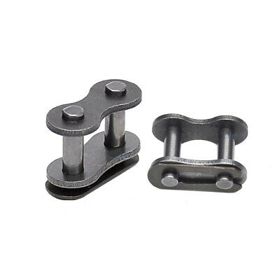 """#50 Roller Chain Connecting Link Full Buckle,For10A-1 5/8"""" 15.875mm Roller Chain"""