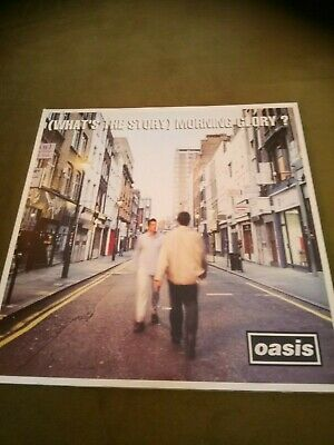 OASIS-(WHATS THE STORY)MORNING GLORY 2xLP(CREATION)
