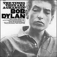 Bob Dylan - Times They Are A-Changin Cd