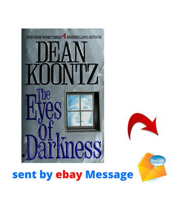 The Eyes of Darknes by Dean Koontz | E.P.U.B + P.D.F | Instant Delivery