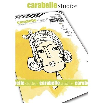 """Carabelle Studio Cling Stamp A6  """"Pearl """""""