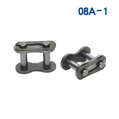 """#40 Roller Chain Connecting Link Full Buckle,For 08A-1 1/2"""" 12.7mm Roller Chain"""