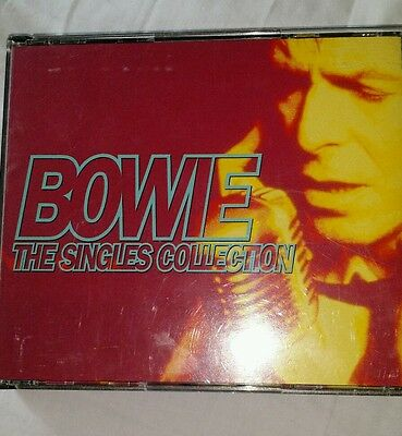 David Bowie - Singles Collection [UK] (1993) double CD