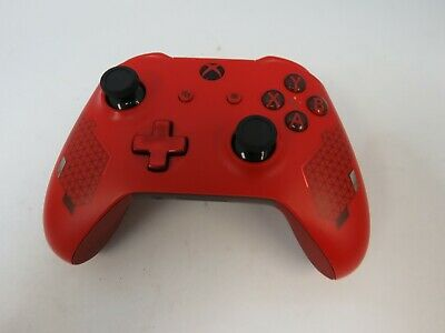 Microsoft Xbox One Wireless Controller for Xbox One - Sport Red Special Edition