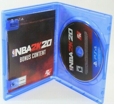 NBA 2K20 (Sony Playstation 4, 2019) PS4 Game