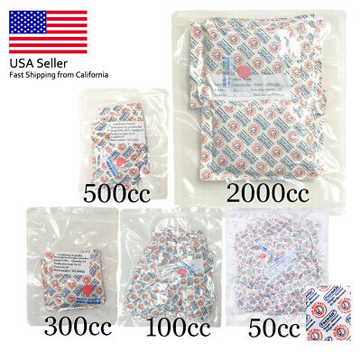 FreshUS Oxygen Absorber for Long Term Food Storage