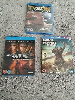mike tyson universal soldier dawn planet of the apes