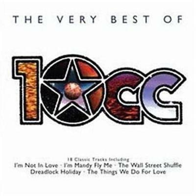 10CC The Very Best Of CD BRAND NEW Digitally Remastered
