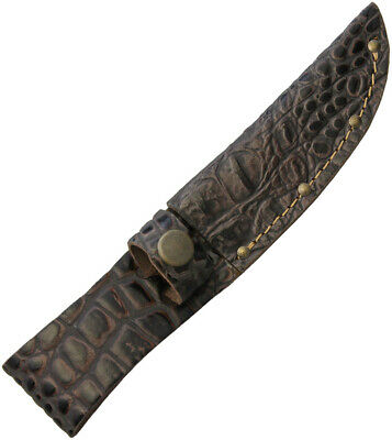 Sheaths--Fixed Blade Belt Sheath Croc