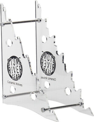 Stone River Gear--Plexiglass Knife Stand