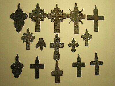 15 Ancient Rare Religious Artifacts. 17 Century. №88
