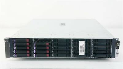 HP StorageWorks MSA70 Smart Array with 13TB Capacity