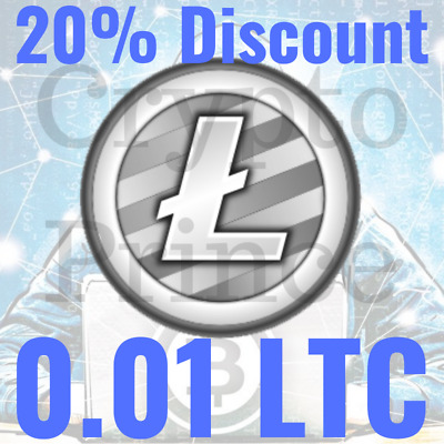 1 Hour Mining Contract 0.01 Litecoin(LTC) Processing (TH/s)