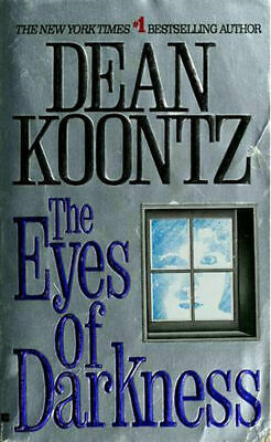 The Eyes Of Darkness By Dean Koontz 1981 ✅VIRUS EPIDEMIC ‮  ✅ suri_v_anoroc✅