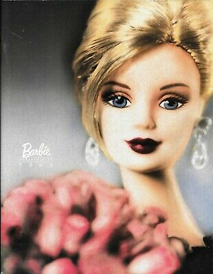 NEW BARBIE Collectibles 1996 Color Doll CATALOG NEAR MINT//MINT