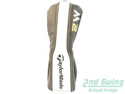 TaylorMade 2016 M2 Fairway Wood Headcover Black/White/Gold